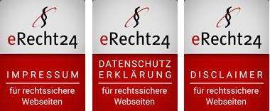 Siegel der Sicherheit E-Recht24